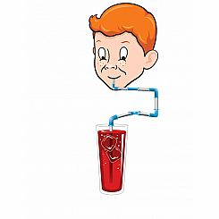 Build a Silly Straw
