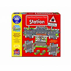 Rail Station Expansion pack