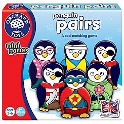 Penguin Pairs (Mini Game)