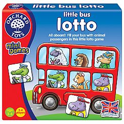 Little Bus Lotto (Mini Game)