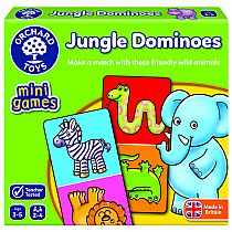 Jungle Dominoes (Mini Games)