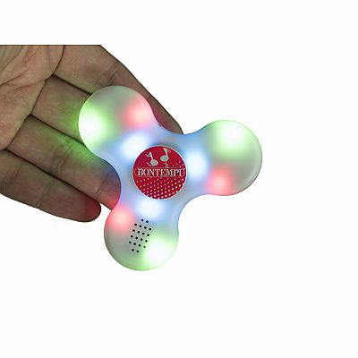 Bluetooth LED Music Spinner