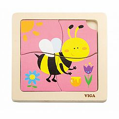 Bee (1st Puzzles)