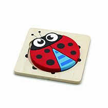 Original First Puzzle- Lady Bug