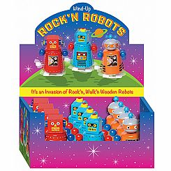 Wind-Up Rock'n Robots