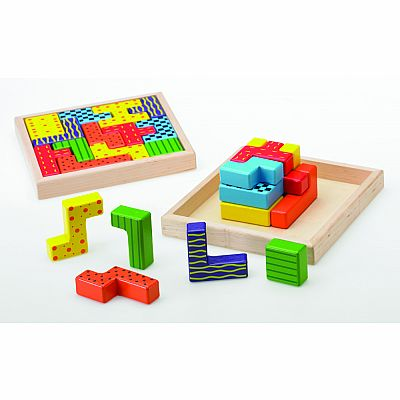 What Zit Puzzle - display of 6