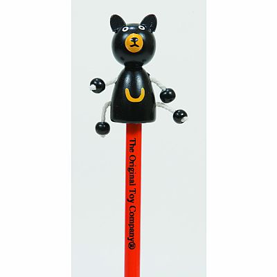 BearTopper-Character Pencil set of 5
