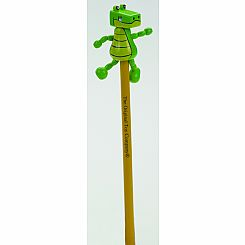 Crocodile Topper - Character Pencil set of 5