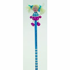 Princess Topper - Character Pencil - set of 5