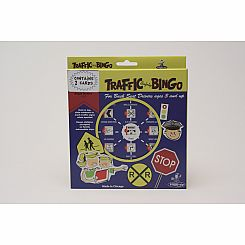 Traffic Safety Bingo - 2 pack