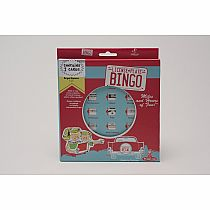 License Plate Bingo - 2 pack