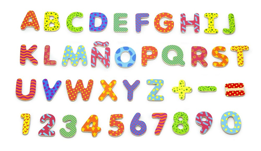 Where To Buy Magnetic Letters And Numbers