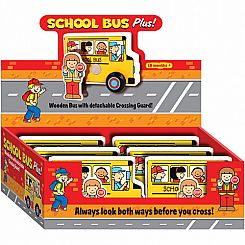 School Bus Plus (Display of 6)
