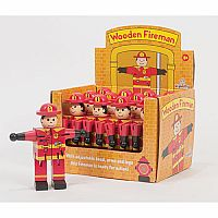 Mini Fireman (Display of 12)