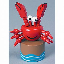 Crab Thumb Puppet